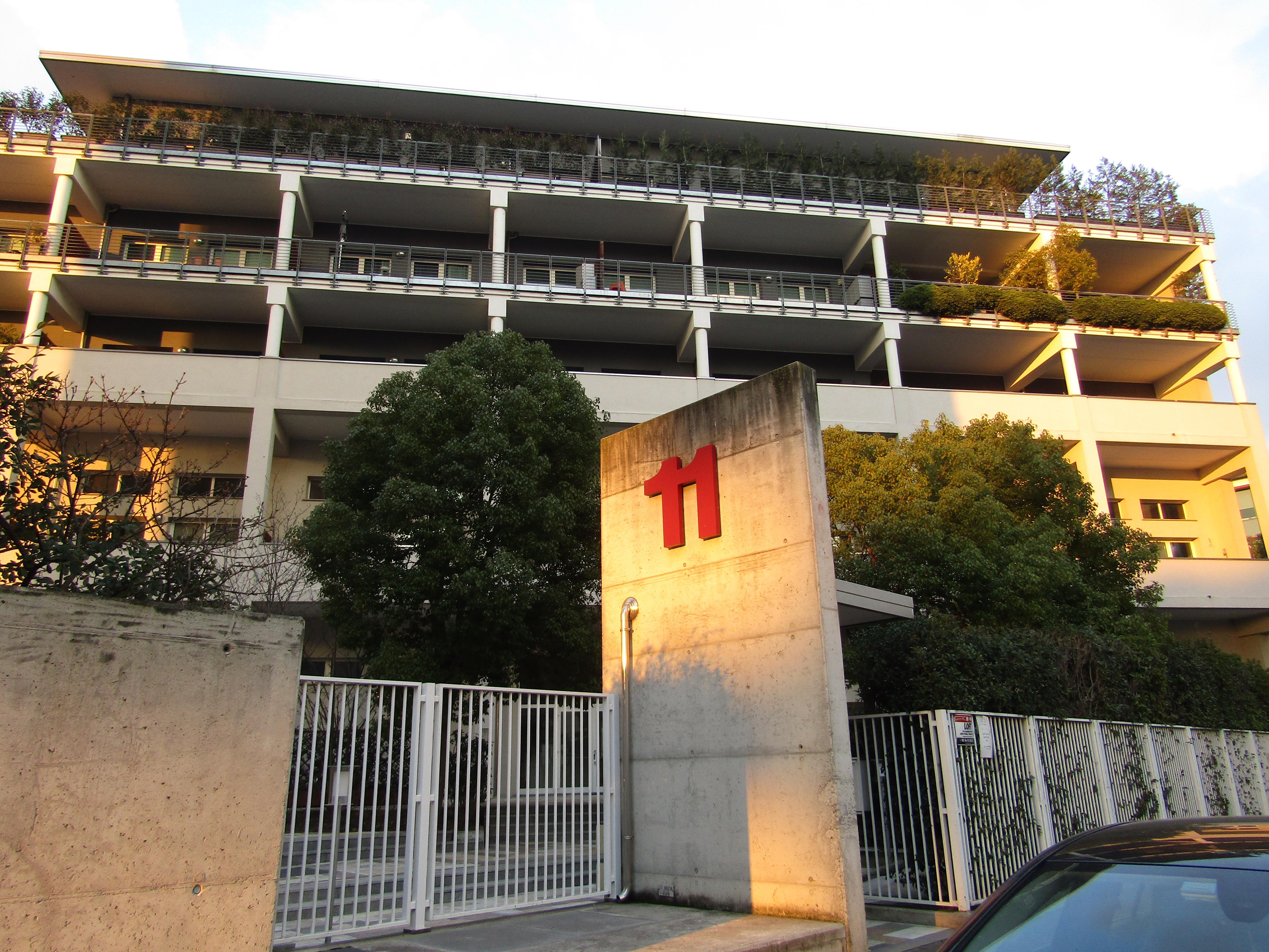 Milano loft con giardino privato immobiliare dedonato